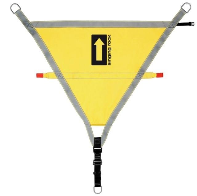 Evakuační trojúhelník SINGING ROCK SIT II