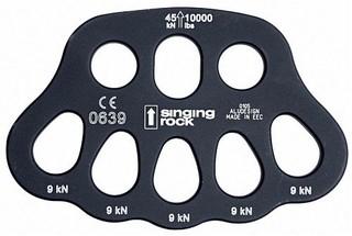 Kotvící deska SINGING ROCK 3 - 5 - VÝPRODEJ