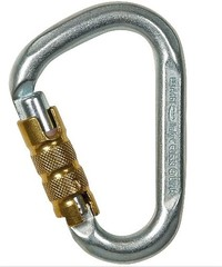 HMS karabina CLIMBING TECHNOLOGY SNAPPY STEEL TG