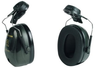 Chrániče sluchu pro přilby KASK + adaptér